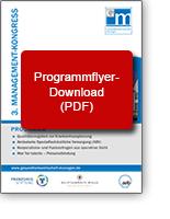 Flyer Gesundheitswirtschaft managen, 810 kb, PDF